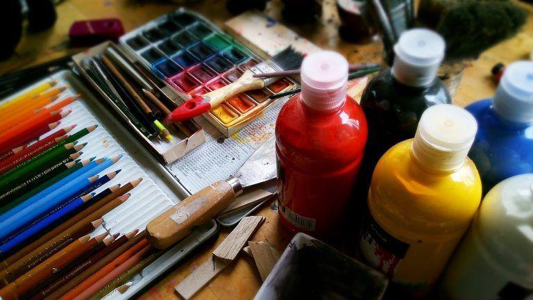 trabajo artístico no es una obra de arte