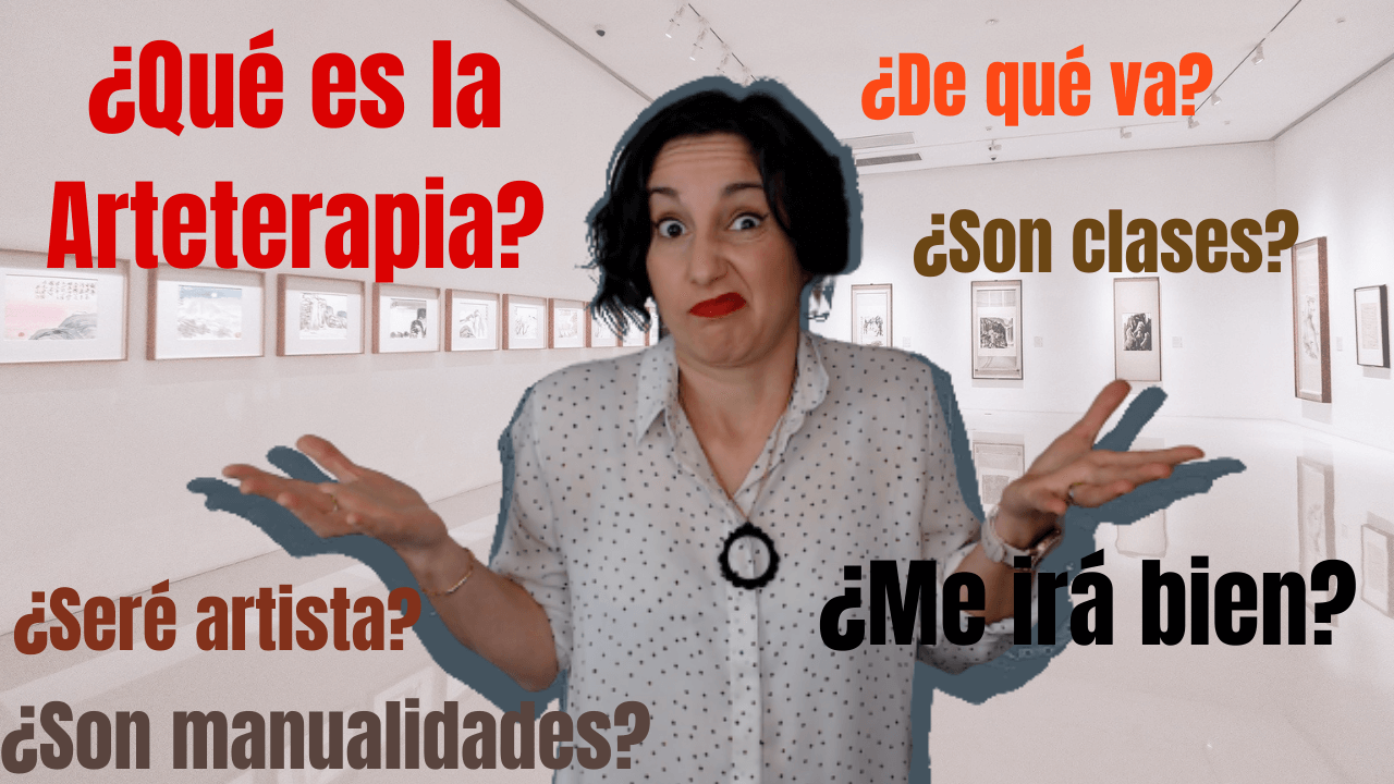 Preguntas sobre Arteterapia