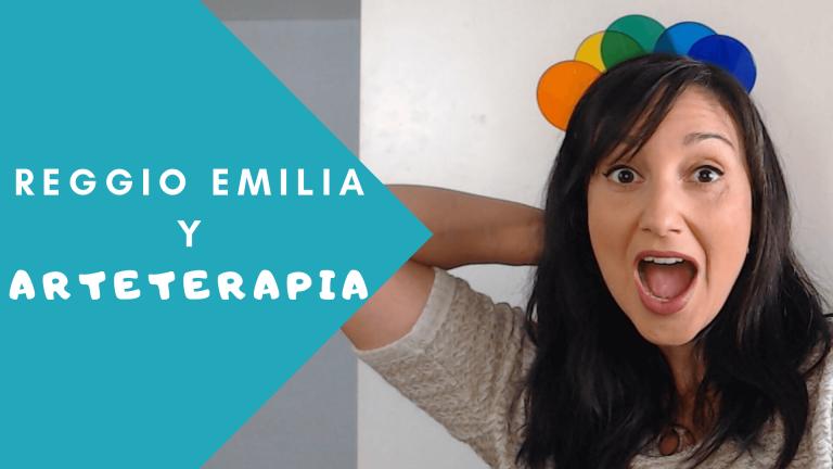 Reggio Emilia y Arteterapia