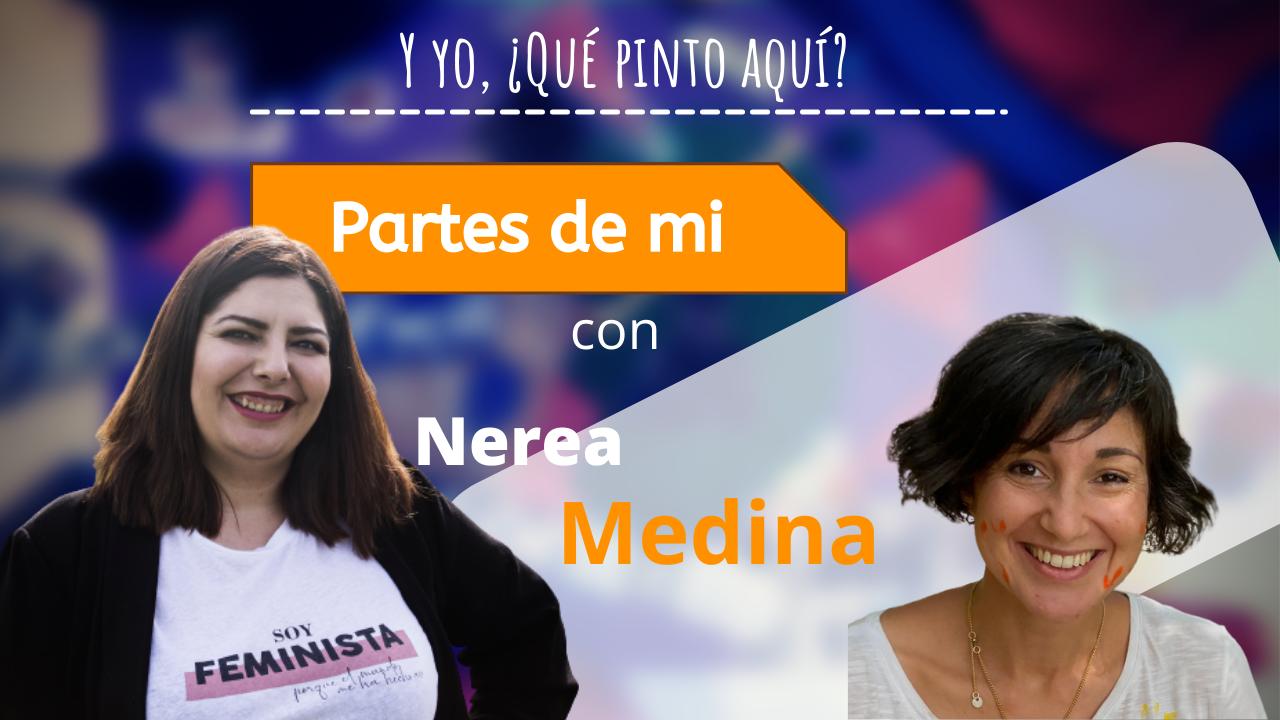 Nerea Medina y Maite Galan
