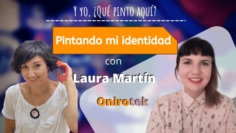 Laura Martín de Onirotek con Maite Galán
