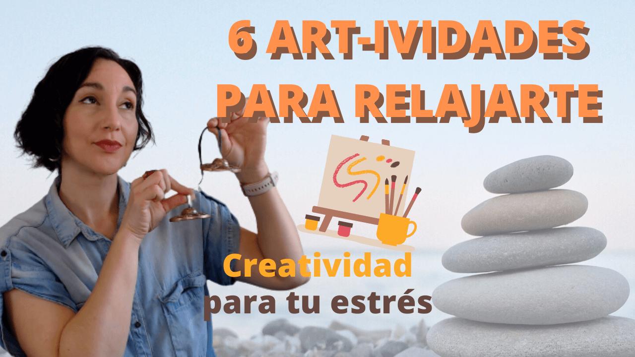 6 actividades de arteterapia