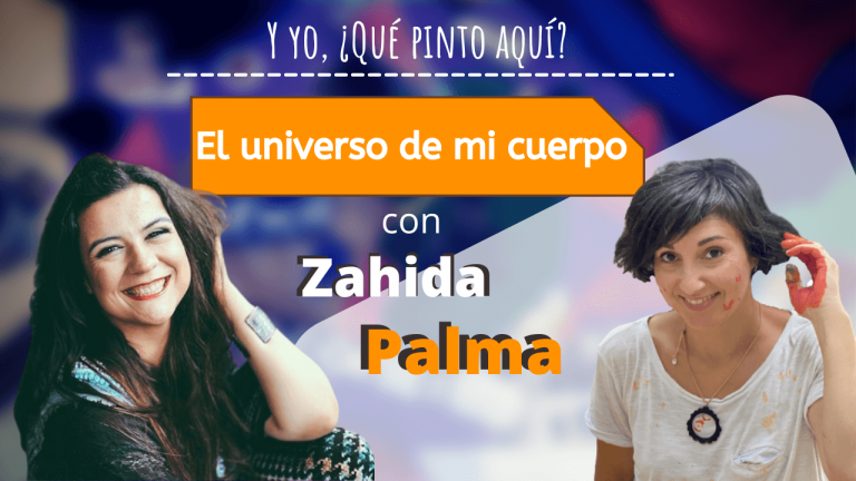 Zahida Palma y Maite Galan